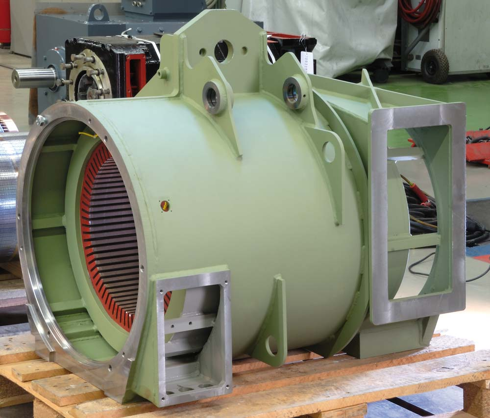 Traction And Traction Motors Benning