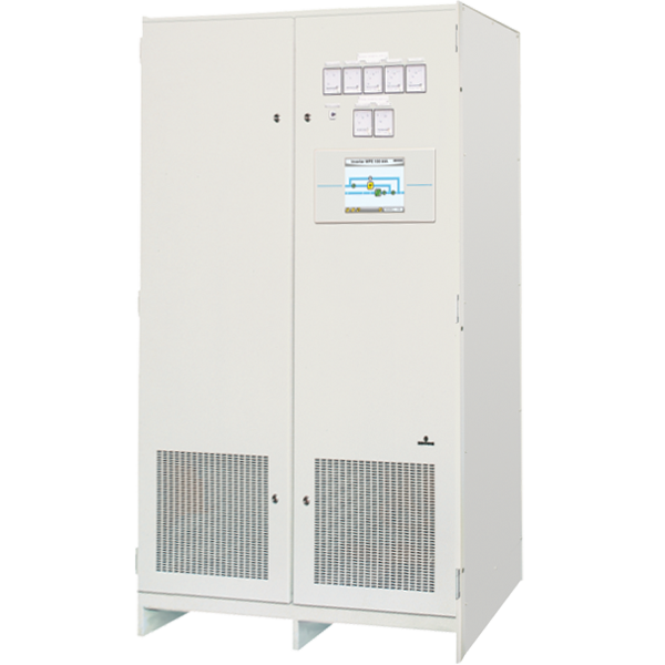 Modular Three Phase Inverter System